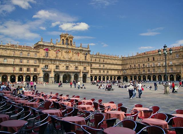 náměstí plaza mayor
