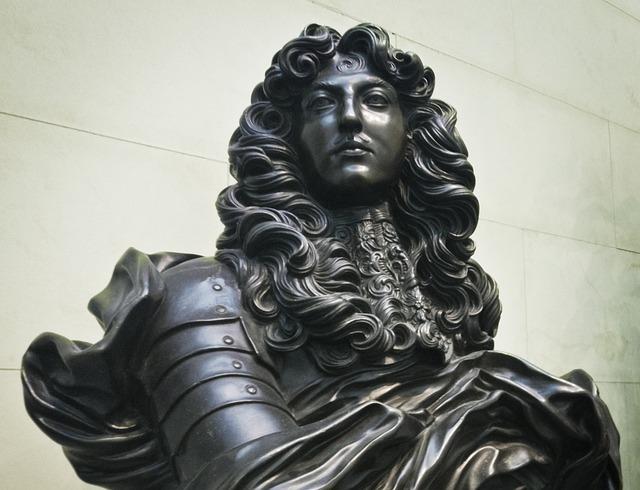socha ludvíka xiv